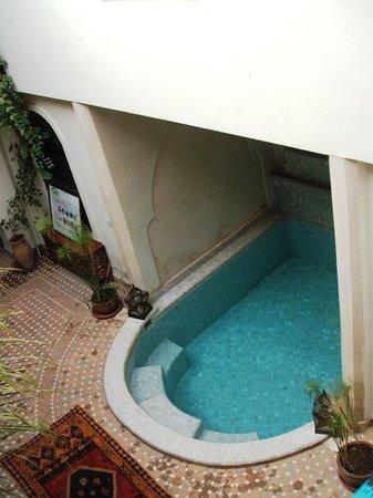 Riad Litzy: Mini Pool