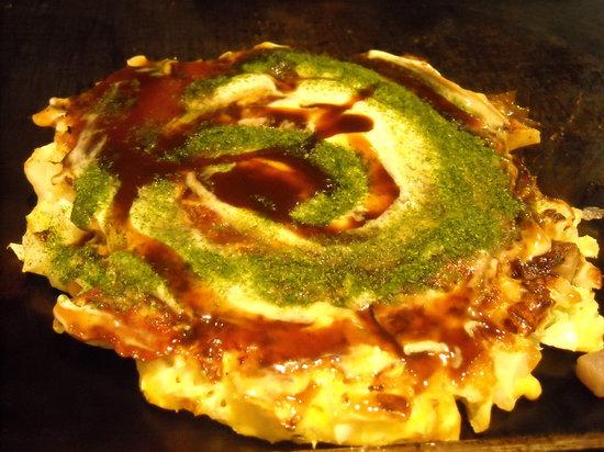 Mizuno : 豚肉のまぜ焼きです。
