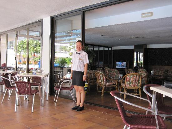 helene (staff at hotel)