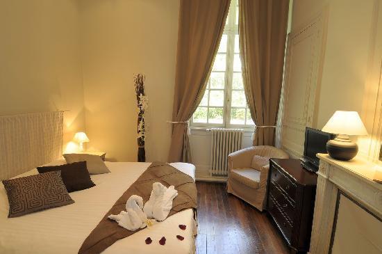 Domaine de Raba : Prestige room
