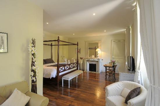 Domaine de Raba : Luxury suite
