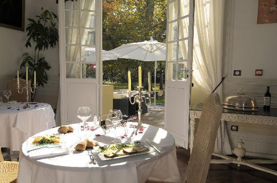 Domaine de Raba : The Restaurant