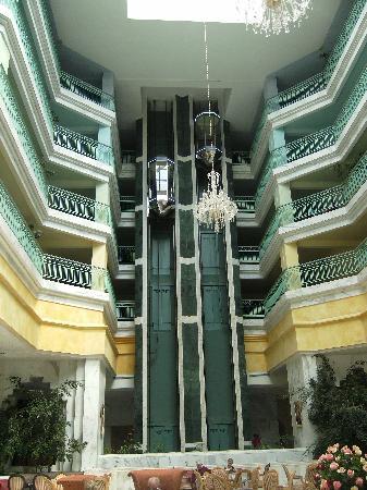 STEIGENBERGER Kantaoui Bay: lifts