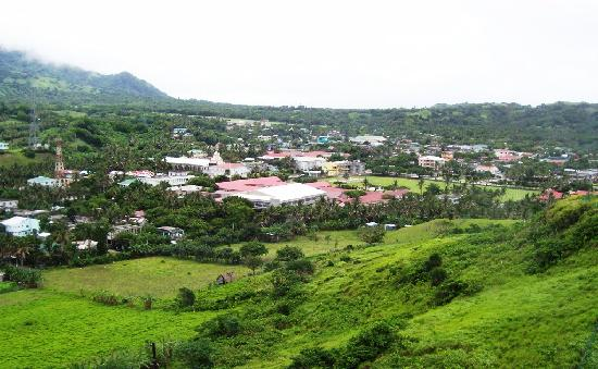 Province of Batanes, Philippinen: Basco town