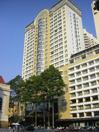 Caravelle Saigon: Das Hotel