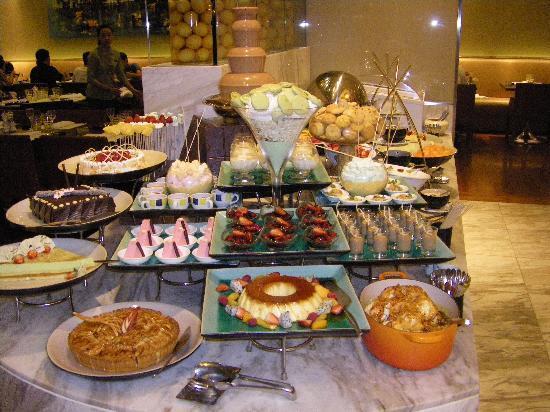 Caravelle Saigon: Das Frühstücksbuffet