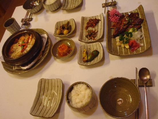 Millennium Palace Resort & Spa Ragung : Dinner