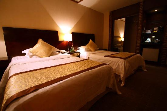 Redwall Hotel Beijing: The Twin Room
