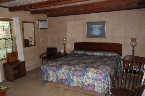 Riverstone Lodge: Room # 1 - King
