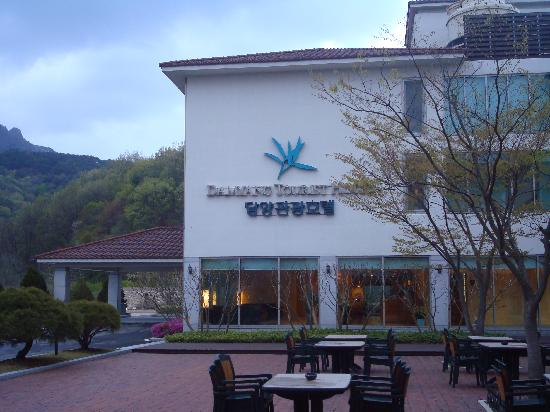Damyang Resort Spa & Hotel : Entrance