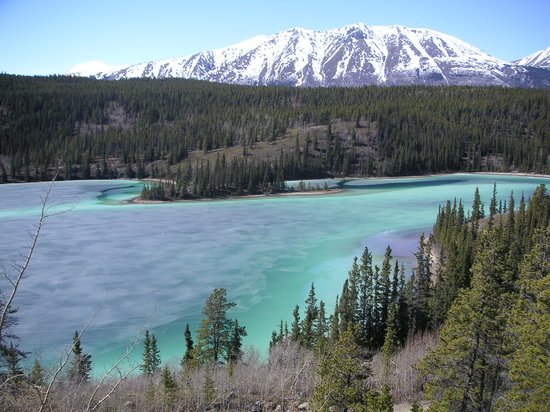 Skagway, AK : Emerald Lake