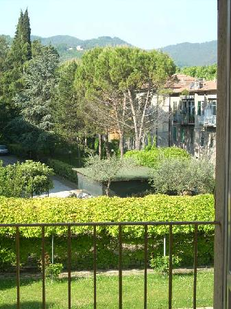 Hotel San Luca: vista do quarto
