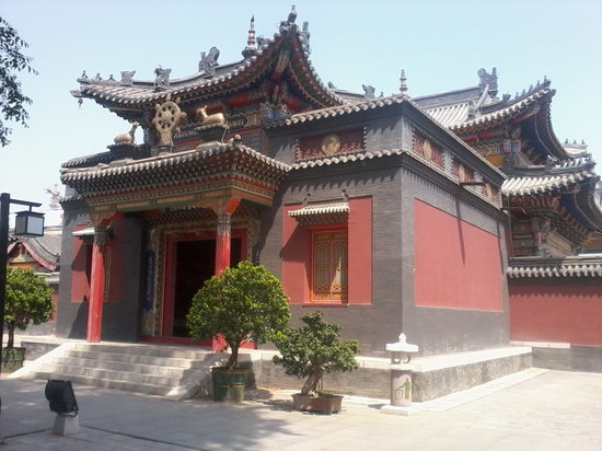 ‪Hohhot Five-Pagoda Temple (Wuta Si)‬
