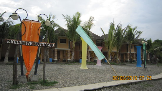 Malolos, Filipinas: This are the Executive Cottages