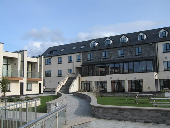 Enniscrone, Ierland: Ocean Sands Hotel