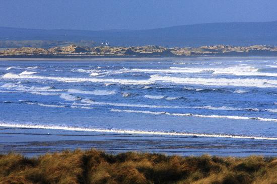 Enniscrone, Ierland: Ocean Sand