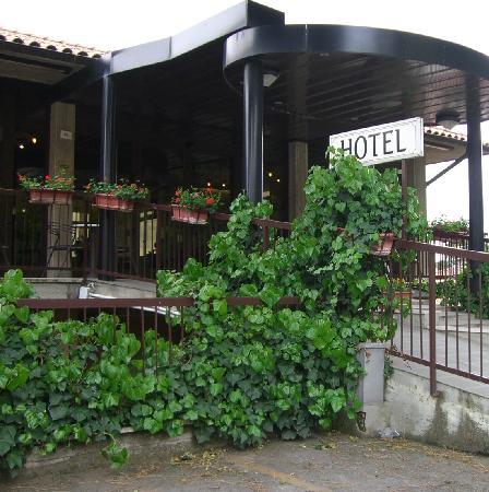 Hotel Granducato : グラン・デュカトのエントランス