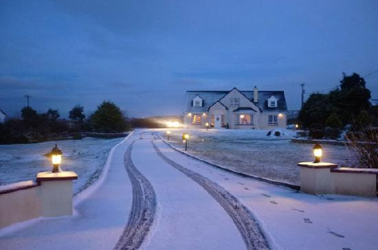 Bayview Country House: Winter 2009-2010