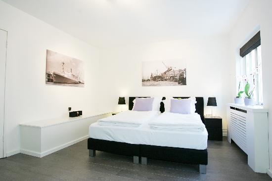 citystudios: Bedroom studio 2