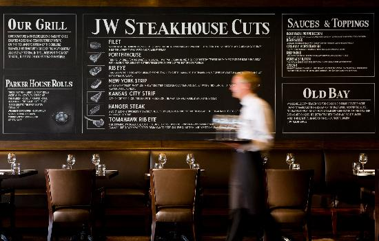 JW Steakhouse: for the best steak in town
