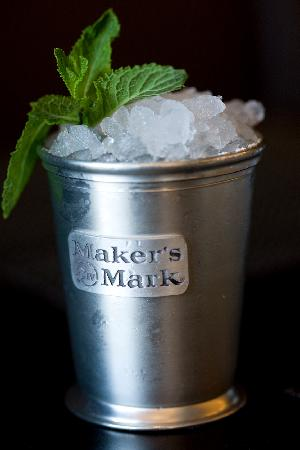 JW Steakhouse : The Mint Julep, the official drink of the Kentucky Derby