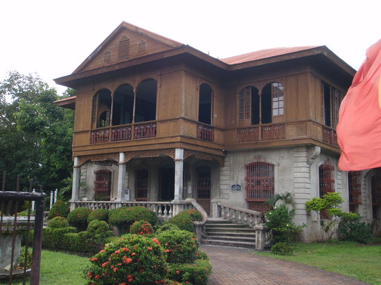 Silay City, Philippinen: facade of Balay Negrense
