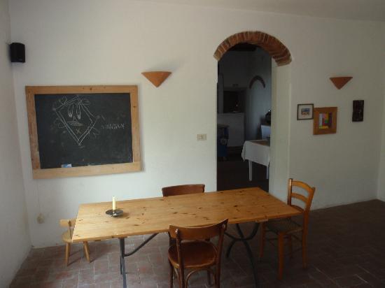 La Tinassara: Room for common use