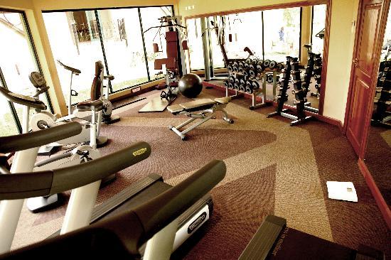 Cresta Golfview: Fitness Centre