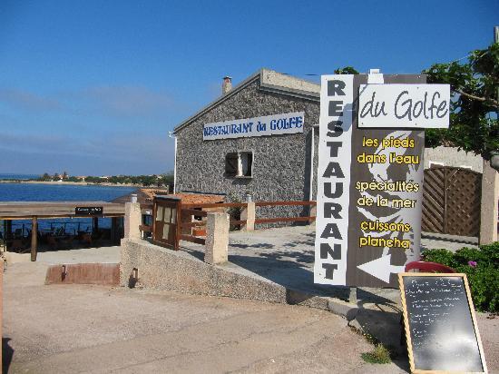 Hotel du Golfe : restaurant