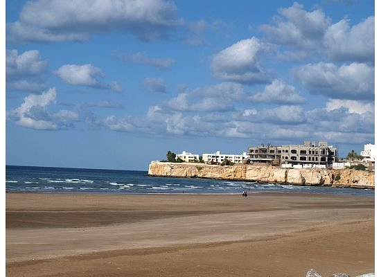 Muscat Governorate, Oman: The beach
