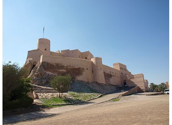 Muscat Governorate, Oman: Fort Nizwa