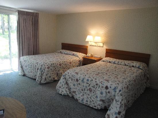 Blue Dolphin Inn: Double Bed Room