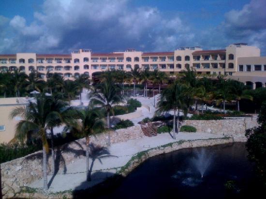 Hacienda Tres Rios: View of the resort