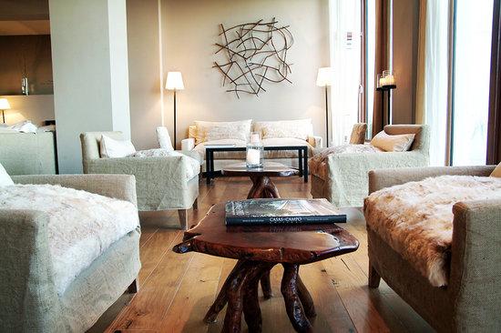 Hotel Patagonico: Sala de Lectura