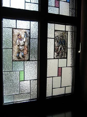 Hotel Neue Post: Best Western Neue Post - Hallway Window