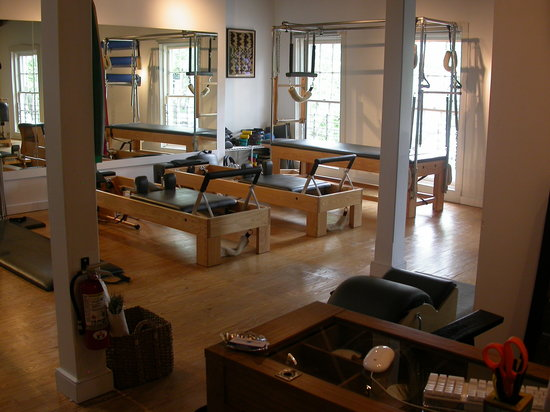 ‪Uptown Pilates Sag Harbor‬