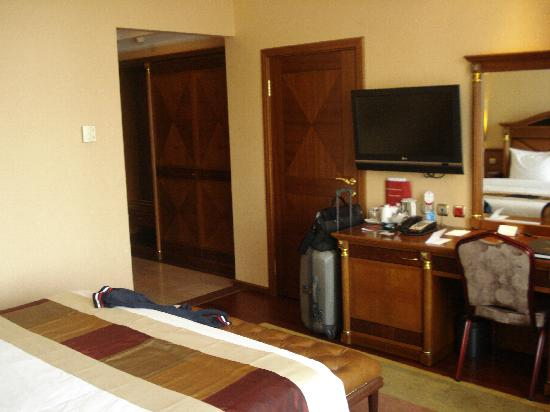 Crowne Plaza Minsk Hotel: Superior Room