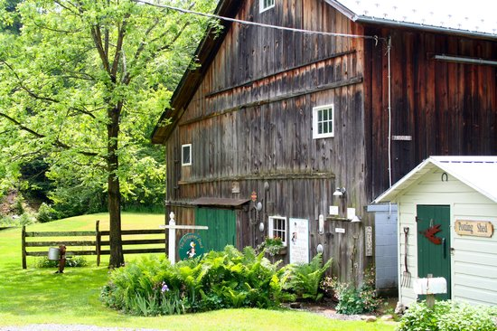 The Hayloft Barn at Morgan Century Farm
