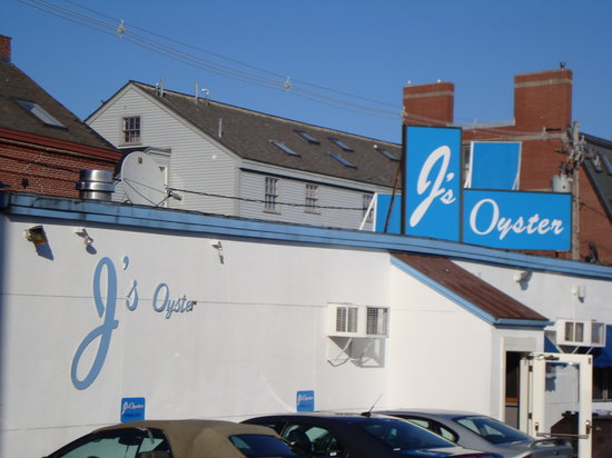 J's Oyster : exterior view