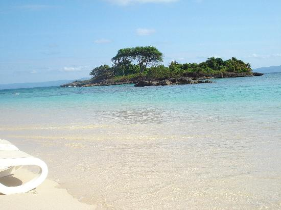 Luxury Bahia Principe Cayo Levantado Don Pablo Collection: de ma chaide a la plage prive