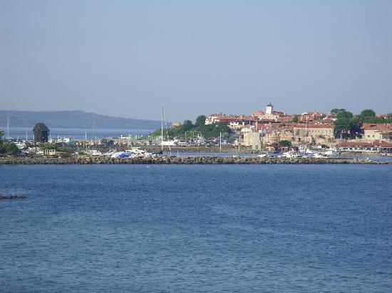 SENTIDO Bilyana Beach: view from room..