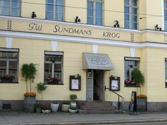 Great Food And Place Review Of Sundmans Krog Helsinki