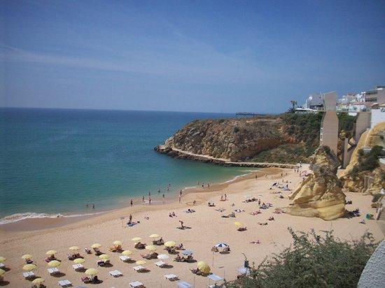 Albufeira, Portugal: beach