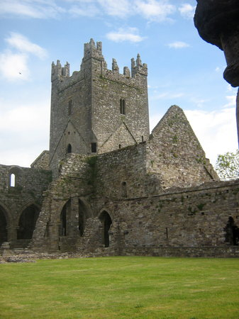 Thomastown, Ireland: Jerpoint Abbey
