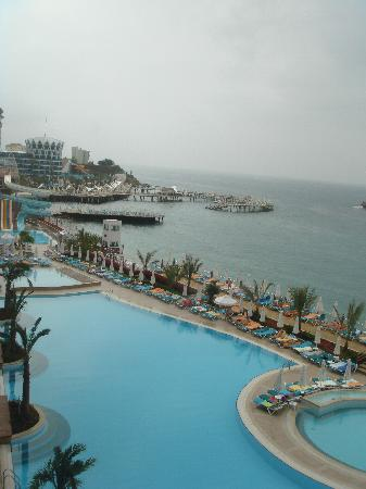 Orange County Resort Hotel Alanya: Pool..