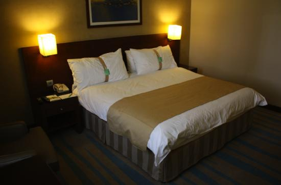 Holiday Inn Riyadh Izdihar : Zimmer