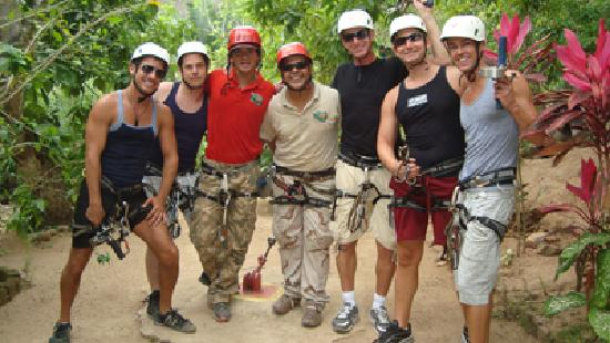 GO GAY! Jungle Adventure: Start your day out with an introduction to our gay guides and crew...