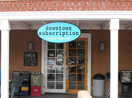 Downtown Subscription: DTS
