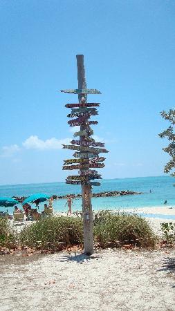 Azul Key West: Fort Zachary Taylor Beach