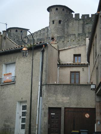 Une Maison en Toscane: View from just outside